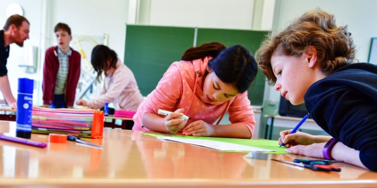 "Lernwerkstatt ""Back to school"""